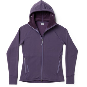 Houdini Power Houdi Jacket Women, prince purple